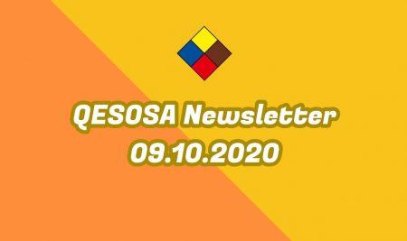 OSA E-Newsletter 09.10.2020
